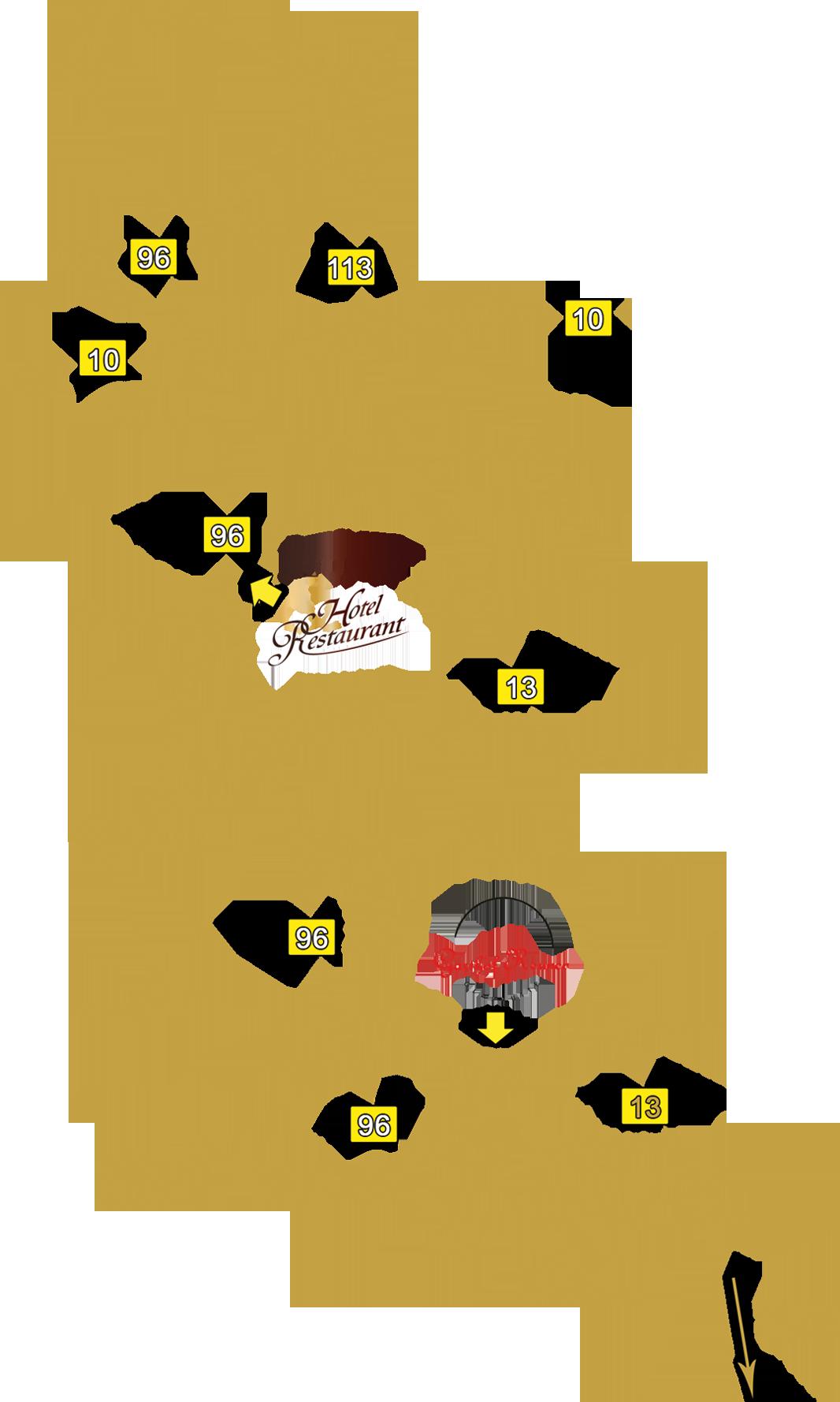 Lage & Anfahrt